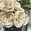 Thumbnail: Silk pale cream rose