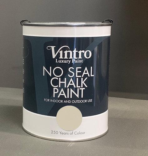 Vintro NO SEAL chalk paint PEBBLE