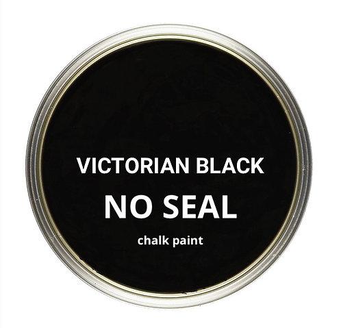 Vintro NO SEAL chalk paint - VICTORIAN BLACK