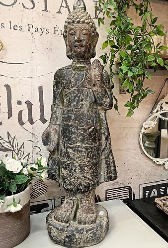 Standing aged effect Buddha