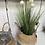 Thumbnail: Grey bottom Sea grass basket - medium