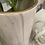 Thumbnail: White vase with marble effect and gold flecks