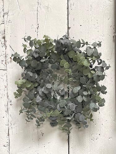 Prestige Eucalyptus Wreath 30cm