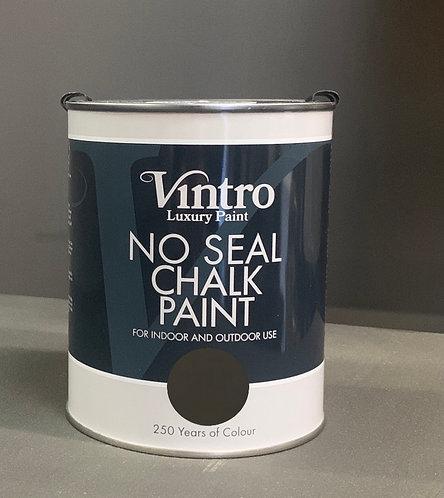 Vintro NO SEAL chalk paint MIDNIGHT