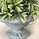 Thumbnail: Pale Green urn with artificial flowers