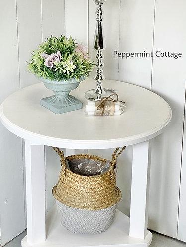Circular  Lamp Table