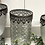 Thumbnail: Mercury glass decorative vase - large