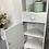 Thumbnail: Pale grey Corner cabinet