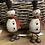 Thumbnail: Standing metal snowman