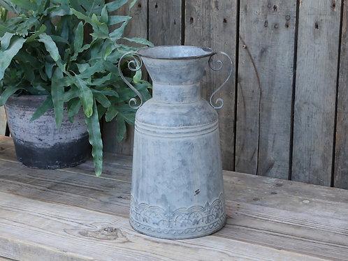 French style zinc jug