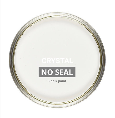 Vintro NO SEAL chalk paint - CRYSTAL