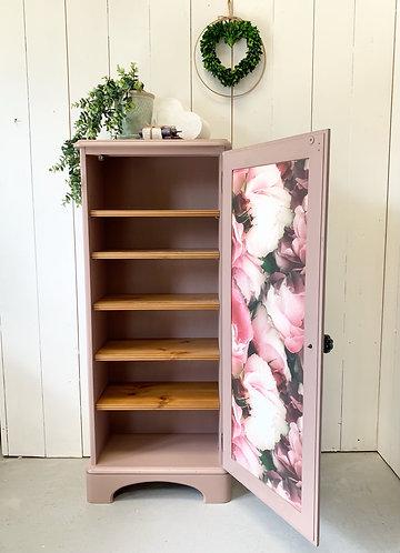 Slimline storage cupboard