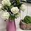 Thumbnail: RECYCLED Vase in Pink