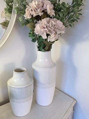 SMALL grey tone vase