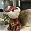 Thumbnail: Traditional tartan fox