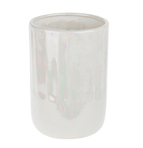 Pearlescent vase - TALL