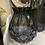 Thumbnail: Bouquet grey glass vase