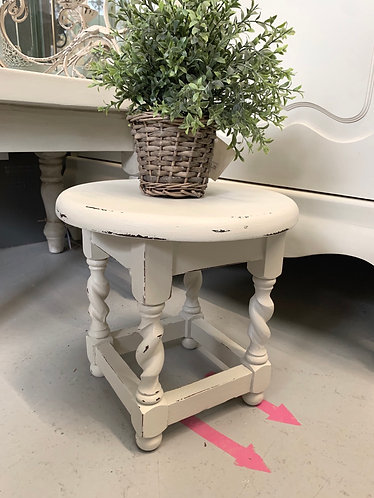 Small stool or table