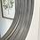 Thumbnail: Round Grey mirror