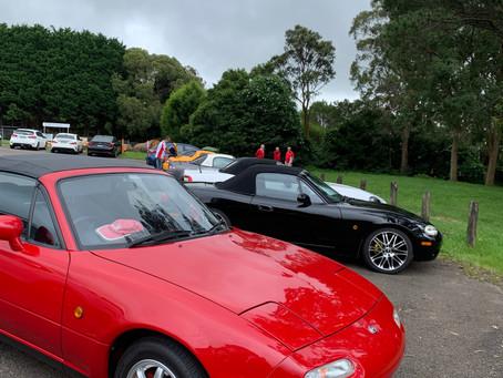 Car Club Visit
