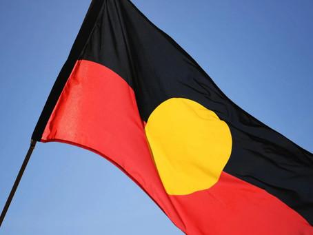 Aboriginal Flag Presentation