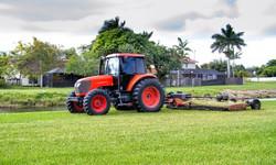 Tractor Mower repair