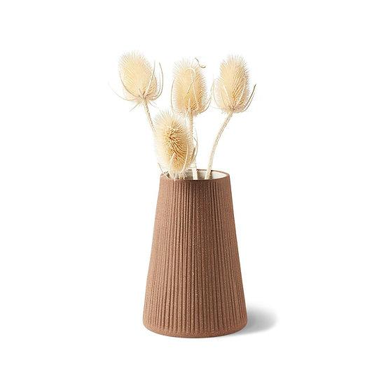 "Amy Hamley  7.25"" Canyon Vase"