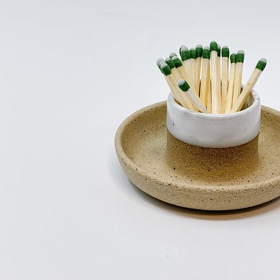 Handmade Striker with Tray
