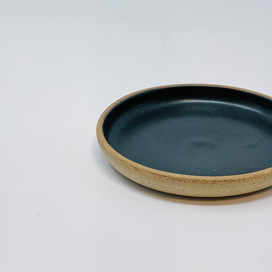 Small Black Dish