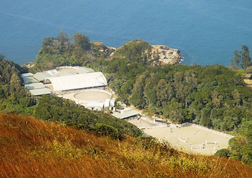Photo of the Clearwater Bay Equestrian & Education Centre (CEEC)  Horse Stables Area