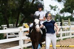 Horse Show - Gymkhana game