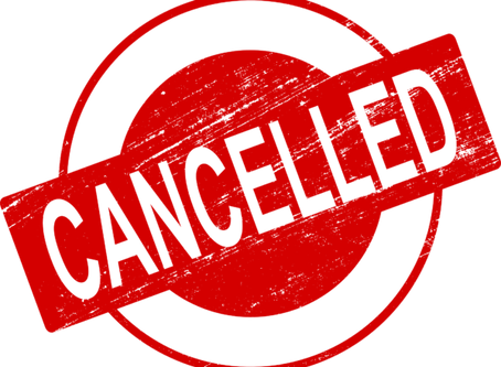 Pony Camps in July will be cancelled