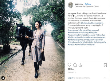 Horse photography/ Photo shooting (Fashion model)