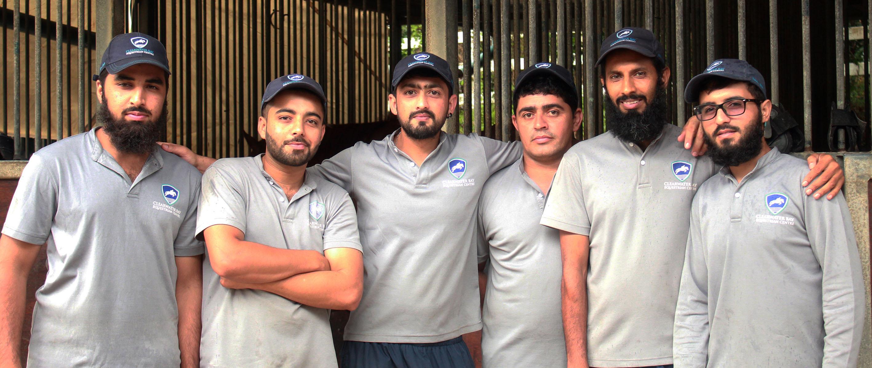 Yard Staff