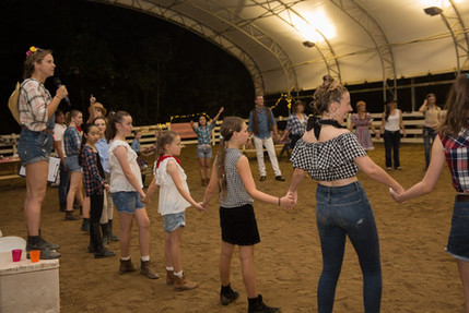 Barn Dance Party