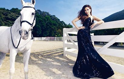 Horse photography/ Photo shooting (Magazine)