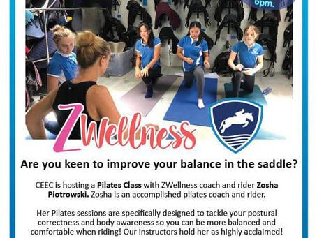 Pilates at CEEC