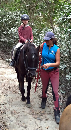 Pony camp (Trial ride)