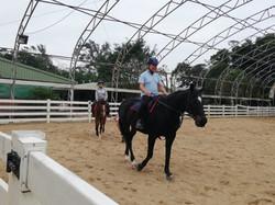 Adult riding
