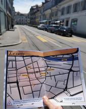 Chasse aux glaces - Genève - Urban Events - Carouge - Vieille ville