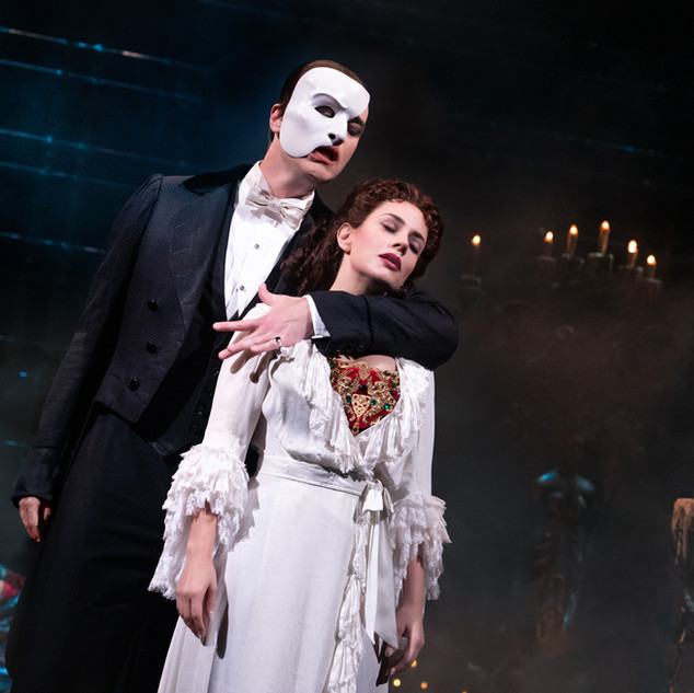 Phantom of the Opera Broadway