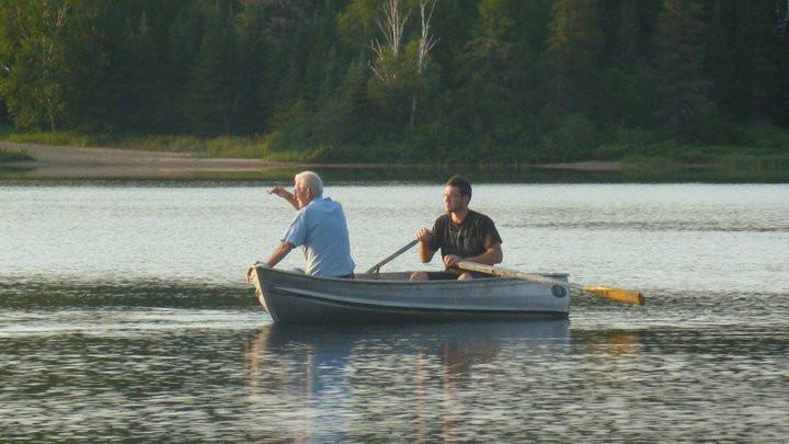 Chalet à louer au Québec   face au lac   4 saisons Le Cocooning L'Ascension   navigation