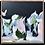Thumbnail: Cherish - 79cm x 79cm - Framed acrylic on stretched canvas