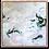 Thumbnail: Joy - 104cm x 104cm - Framed acrylic on stretched canvas