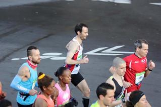 Marathon de Paris, 3 records et de belles places - Benjamin 2h30', Kevin 2h36', François 2h3