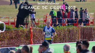 France de Cross : Belle course des masters - Momo 43, Ahmed 77 (14ème équipe, 2ème IDF av PRAC)