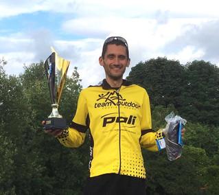 Ben remporte le 50km du Trail des Moulins en 3h51'