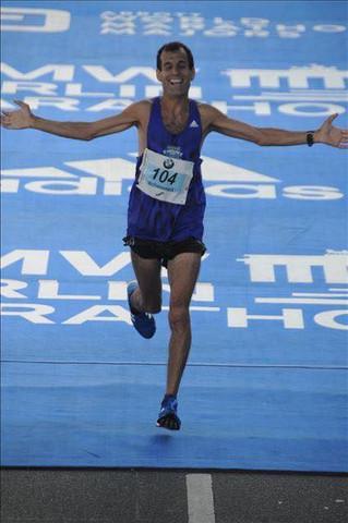 """Marathon de Berlin : Momo 2h28'34"""" / Seb 2h44'42"""" RP"""