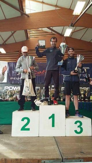 """10km Boucles de Garches, Momo gagne avec 1'30"""" d'avance"""