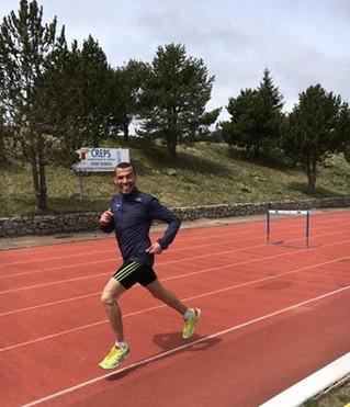 """Champ de France Marathon Tours - Beau retour d'Achour 10ème en 2h32'45"""""""